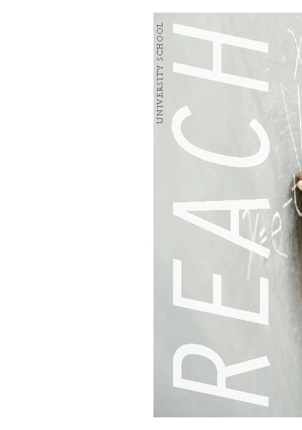 REACH Booklet