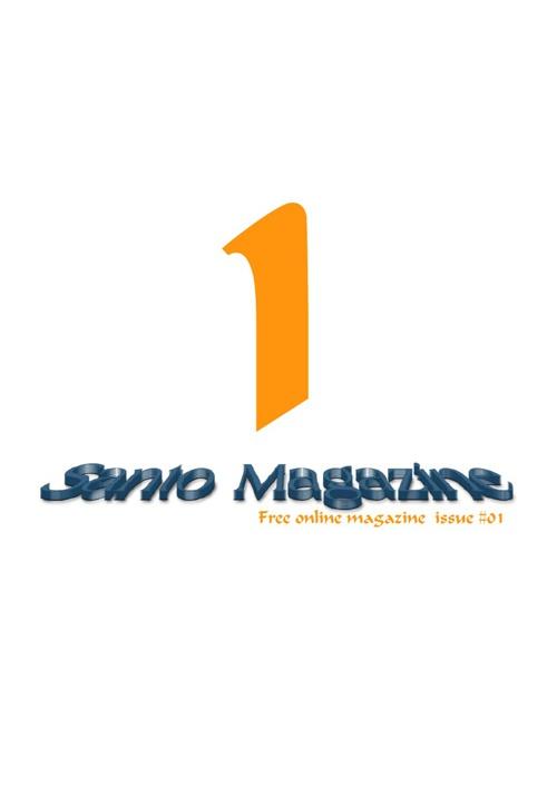 Santo Magazine issue 1