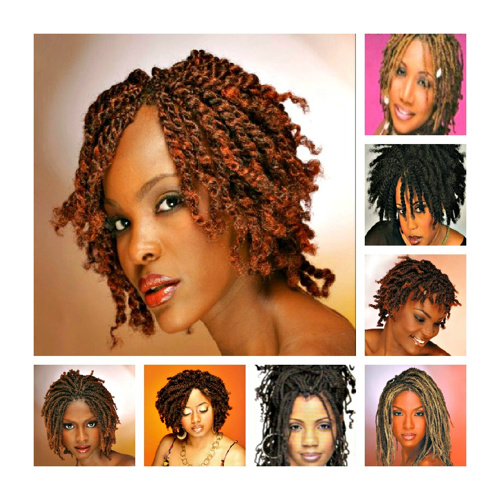 Nafy Collection Twist Hairstyles