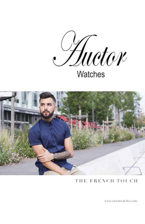 Auctor Watches Catalog