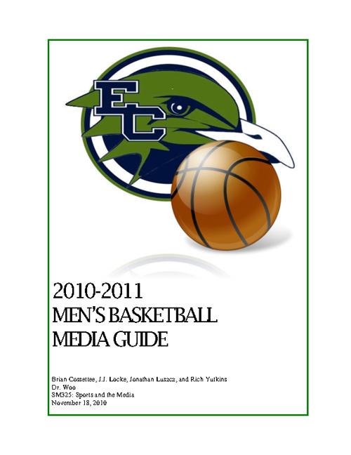Men's Basketball Media Guide