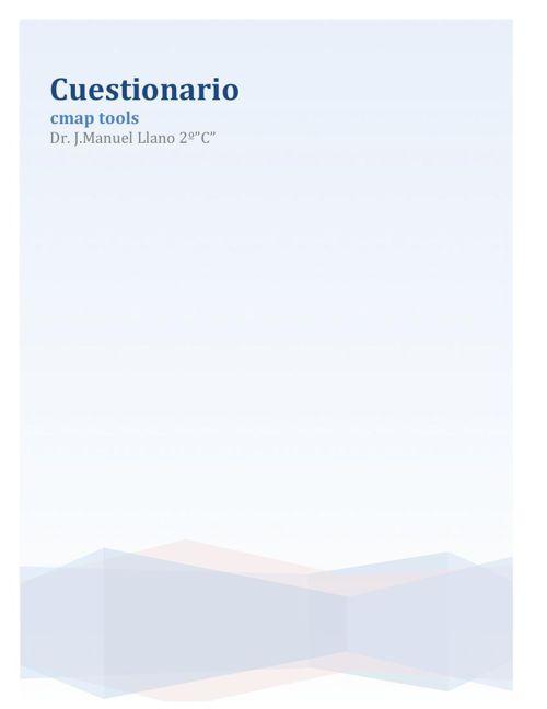 CUESTIONARIO CMAPTOOLS JM