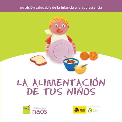 NUTRICION SALUDABLE DE LA INFANCIA HASTA LA ADOLESCENCIA