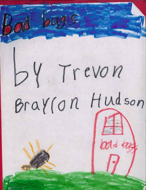 Bad Bugs by Trevon