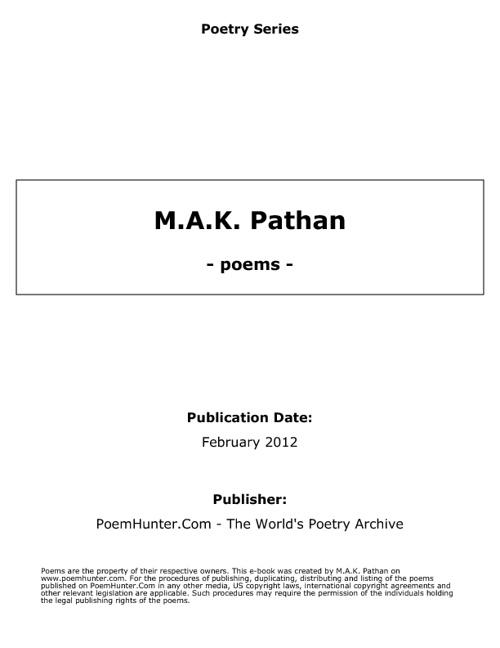 MAK's poems