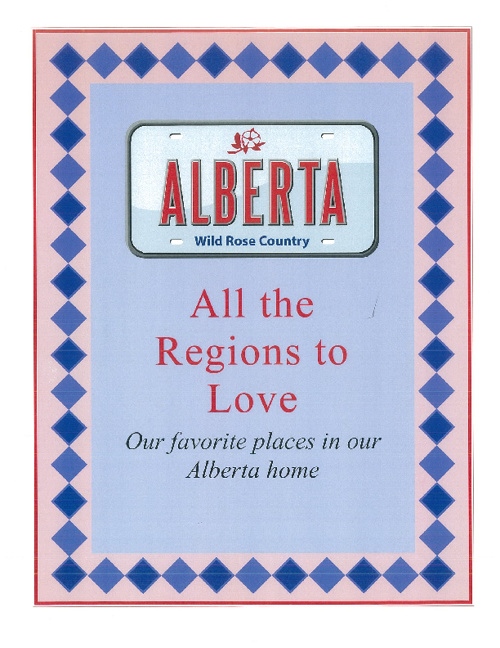 ALBERTA - All the regions to love! (2)