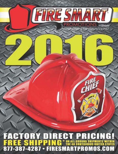 2016 Fires Smart Catalog