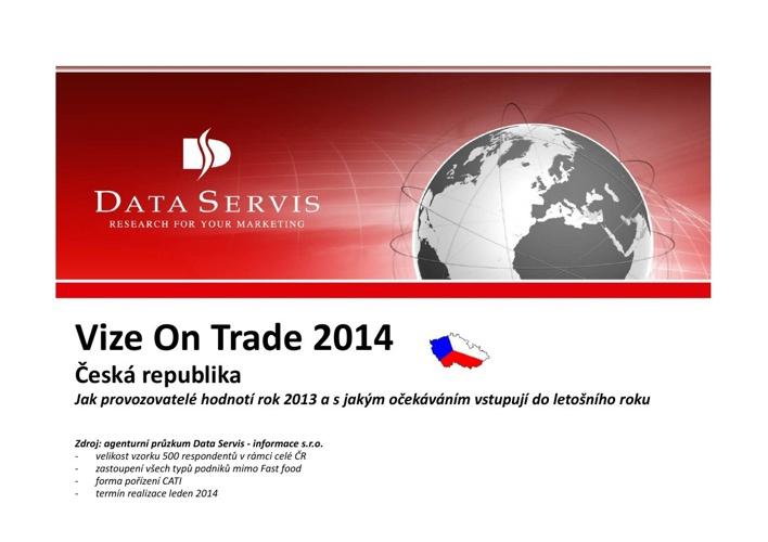 Vize on Trade CR