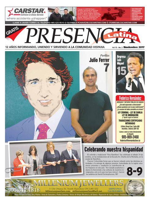 Version Virtual Presencia Latina November Edition