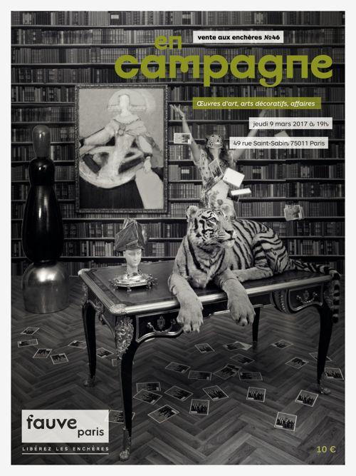 FauveParis | En campagne | 9 mars 2017
