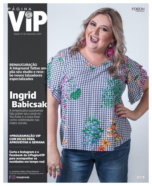 Leia ONLINE o caderno Página VIP de 02/12/2017