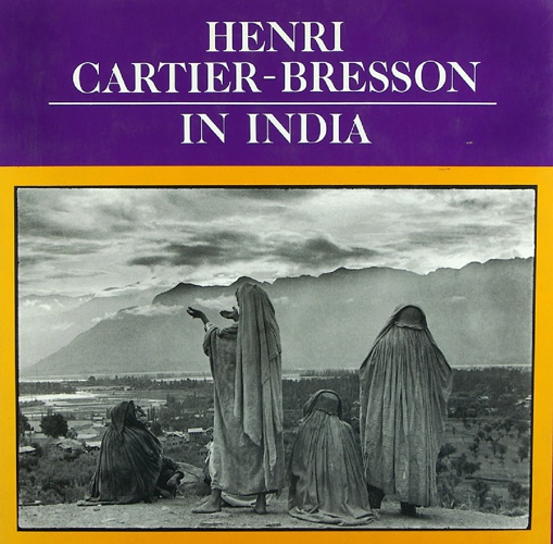 In India - Cartier-Bresson