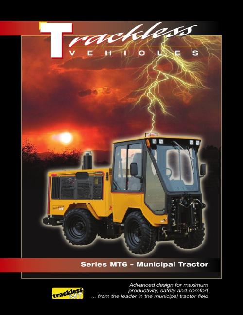 MT6 Brochure