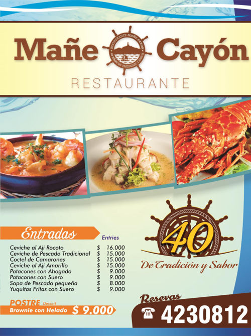 Restaurante Mañe Cayón