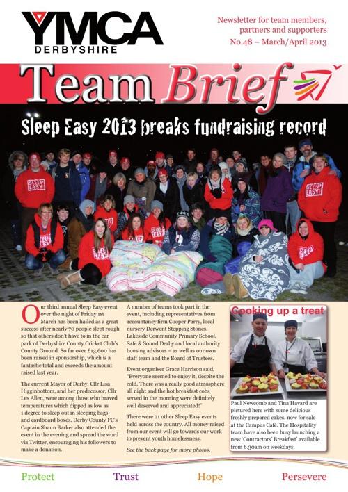 Team Brief - March/April 2013