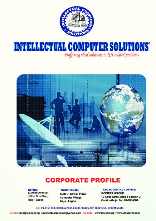 Intellectual Computer Solutions company profile