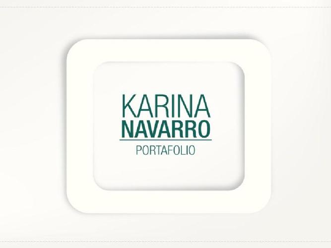Portafolio Karina Navarro Velásquez