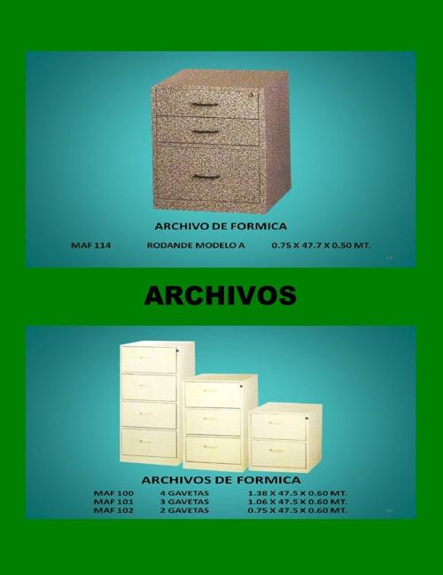 WEB ARCHIVOS