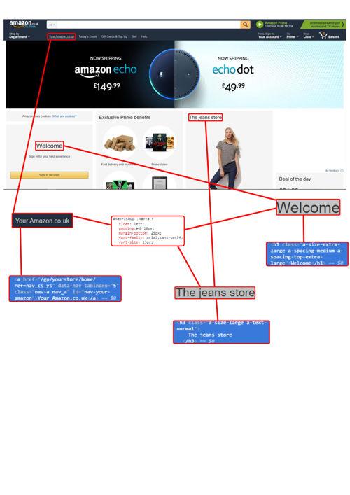 Amazon text & colour pdf