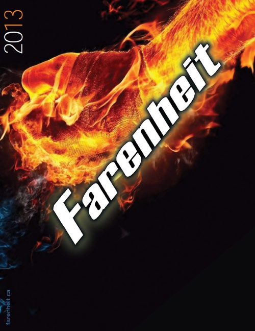 Farenheit - 2013 - Catalogue