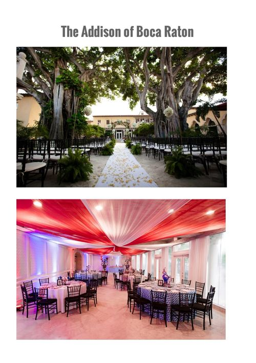 Wedding venue south florida