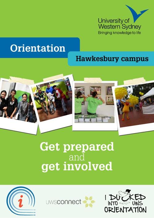 Hawkesbury Orientation