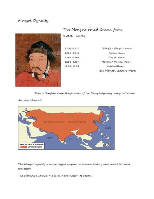 test mongol flip