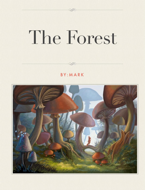 The Forest ( Fantasy Story)Mark