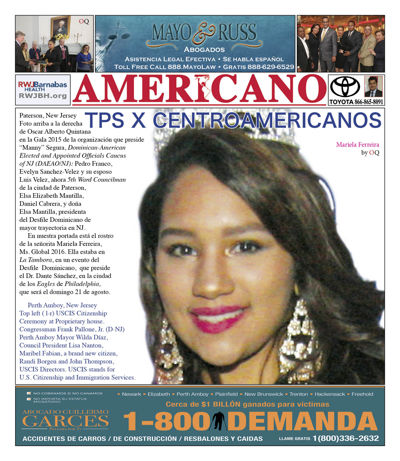 Americano July 2016 Part 1