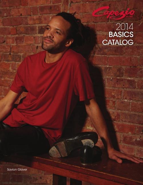 2014 Capezio Basics Catalog_End Consumer