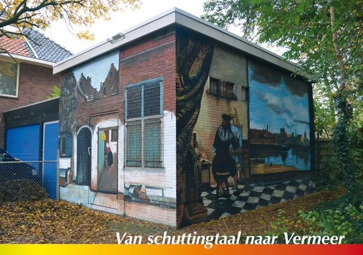 Van Schuttingtaal naar Vermeer
