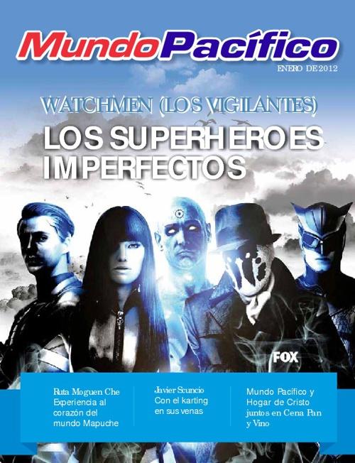 Revista Mundo Pacífico - Enero 2012