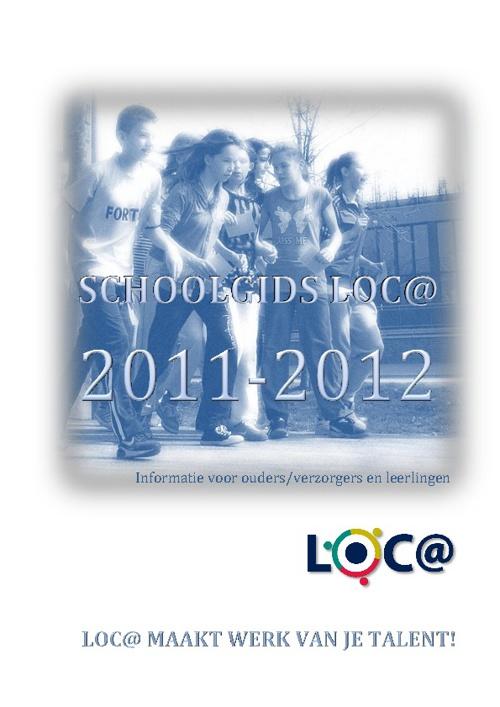 Schoolgids LOC