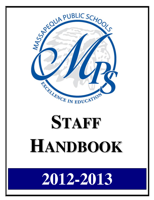 2012-13 staff handbook - draft