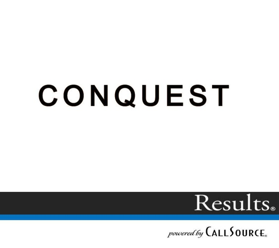 CONQUEST BY CALLSOURCE