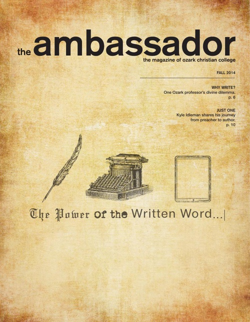 The Ambassador - October 2014