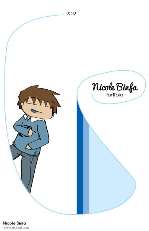 Nicole Binfa Portfolio 2012