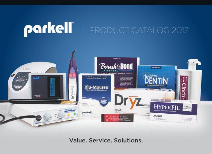 Parkell Catalog 2017