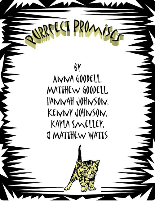 Purfect Promises Book by Goodell, Johnson, Smelley, and Watts