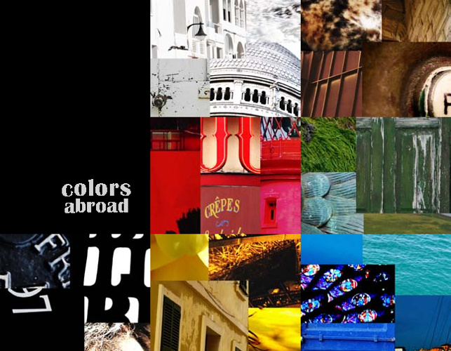 colors abroad