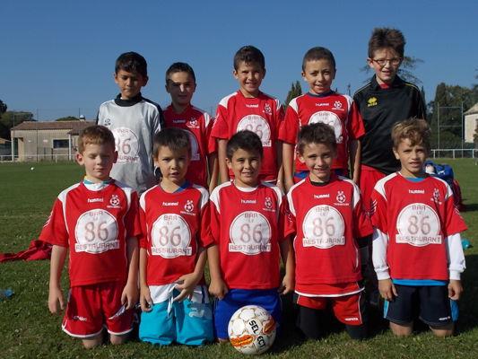 Ecole de foot de l'entente sportive les trois moulins