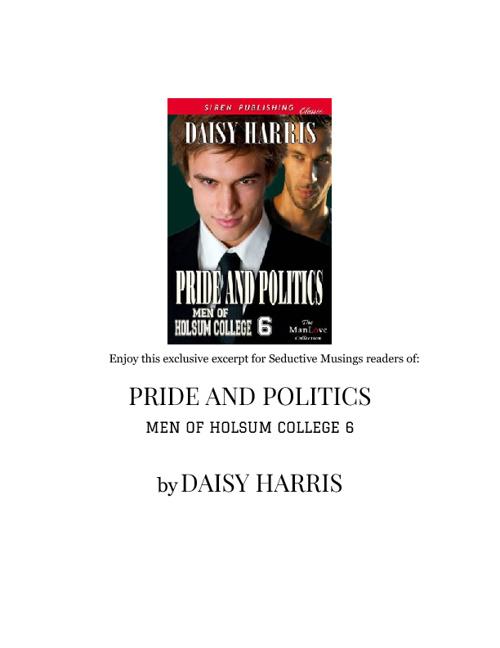 Pride and Politics by Daisy Harris