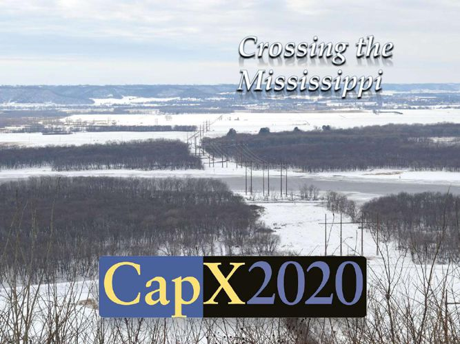 Mississippi River Crossing Story