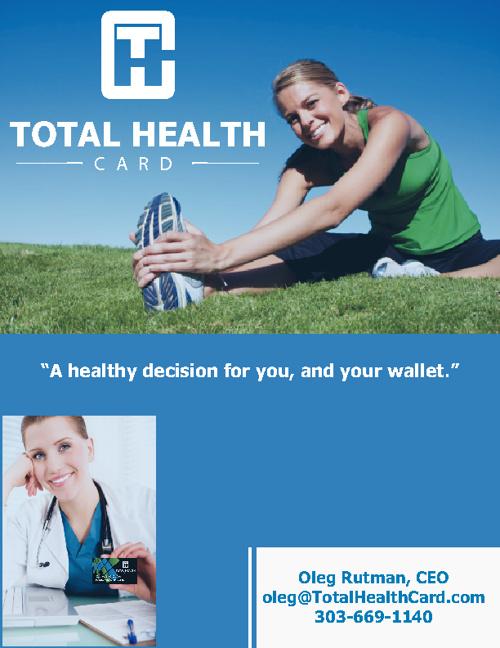 Total Health Executive Summary