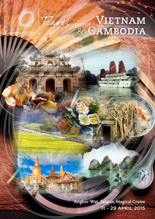 2015 Vietnam Cambodia Itinerary
