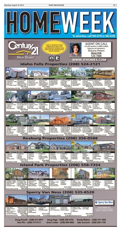 8-16-14 Post Register
