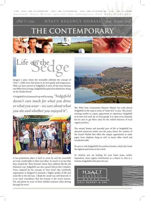 Hyatt Regency Oubaai - The Contemporary
