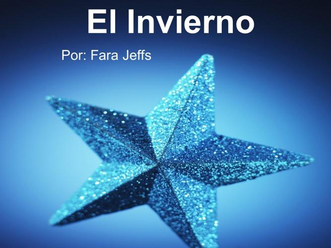 El invierno - Fara Jeffs