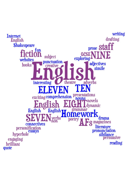 Welcome to English @ Nexus!