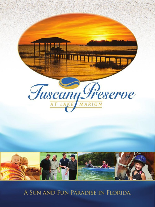 Tuscany Preserve at Lake Marion